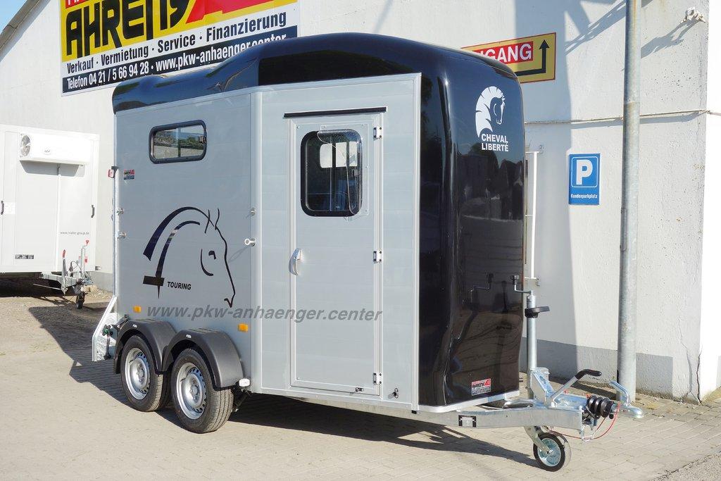 cheval liberte pferdeanh nger frontausstieg sattelkammer. Black Bedroom Furniture Sets. Home Design Ideas